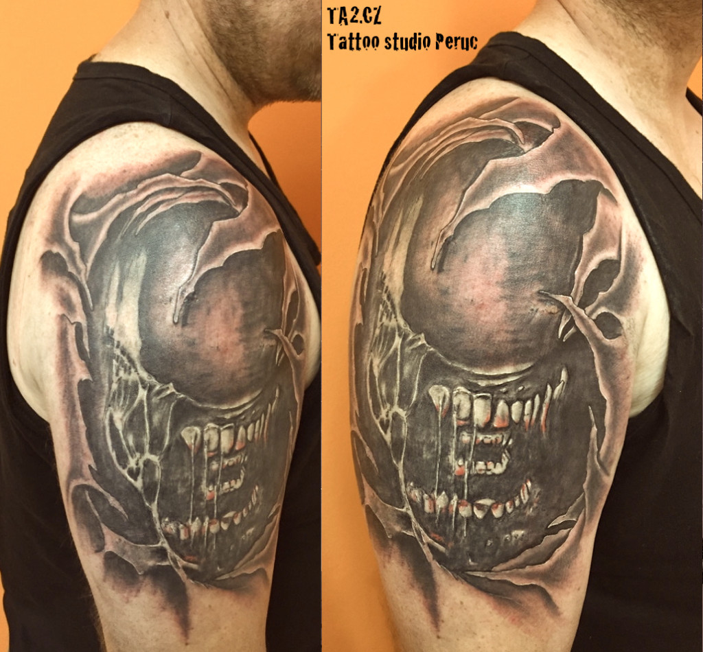 Alien Petr Hartman